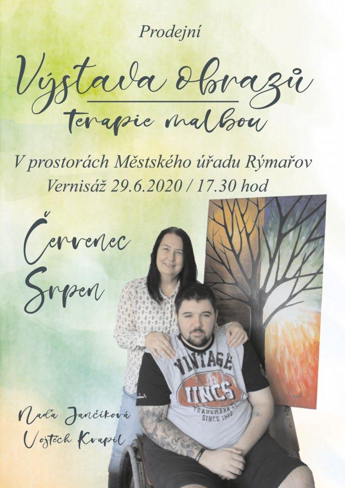 Plakat Jancikova Kvapil 1