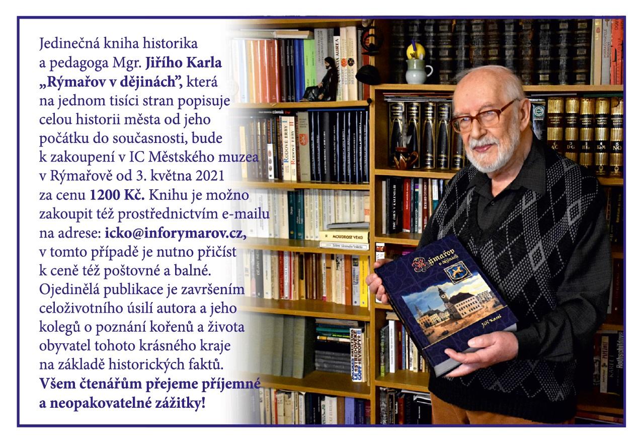Kniha Mgr Karel