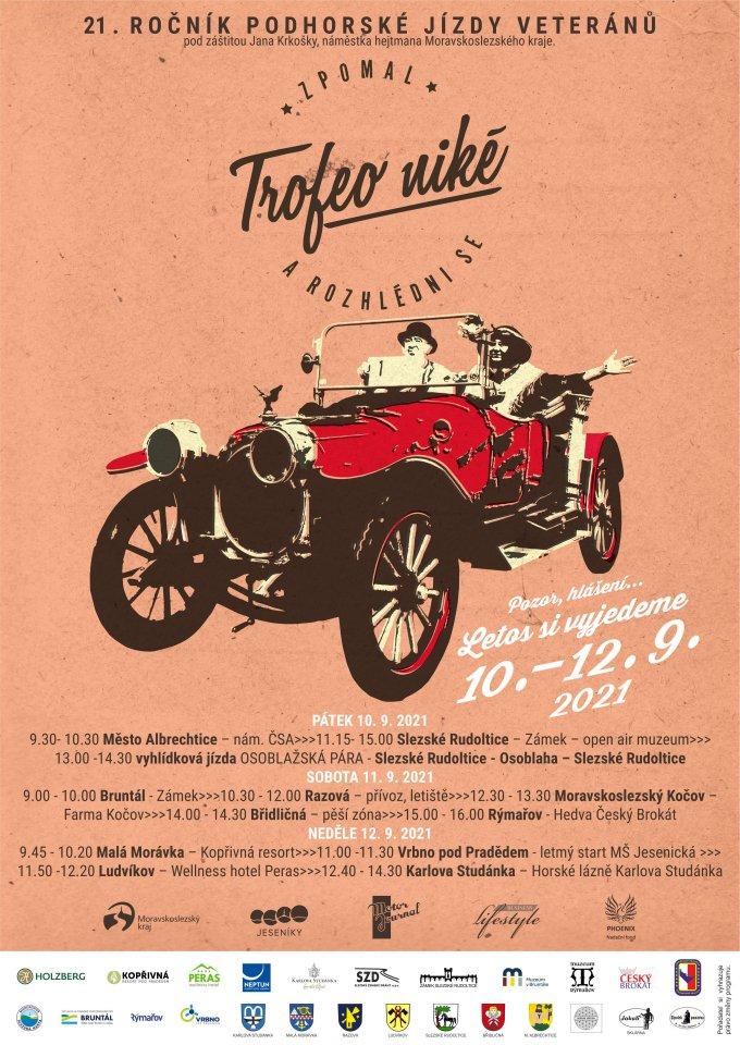 Plakat Trofeo 1