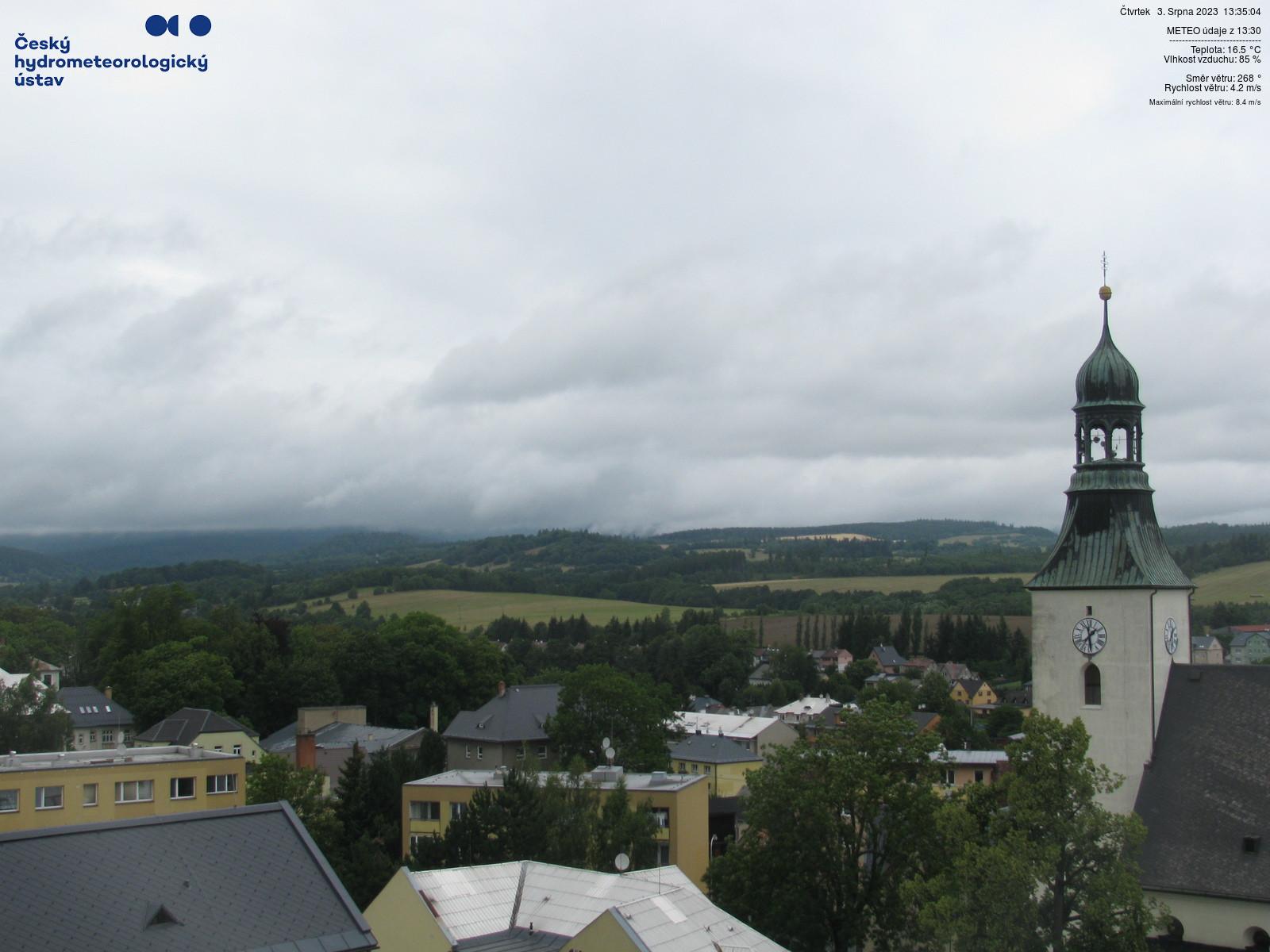 webkamera Rýmařov